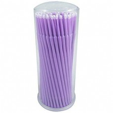 Microbrush Ultrafine (Purple) 100pcs.