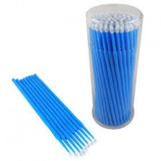 Microbrush Regular (Blue) 100pcs.